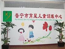 广东省普宁市育星儿童训练中心