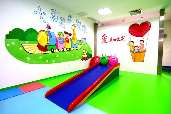 福州市鼓楼区小百灵自闭症儿童康复训练中心